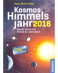 KOSMOS Himmelsjahr<br> Sonne, Mond und Sterne im Jahresverlauf