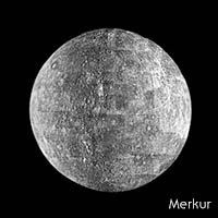 merkur planet steckbrief