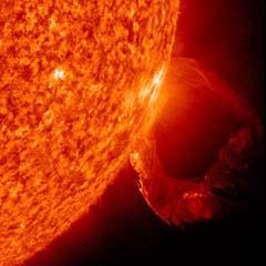 Sonne Aufbau - Astrokramkiste